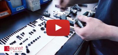 Vidéo de présentation de la société Seuret SA